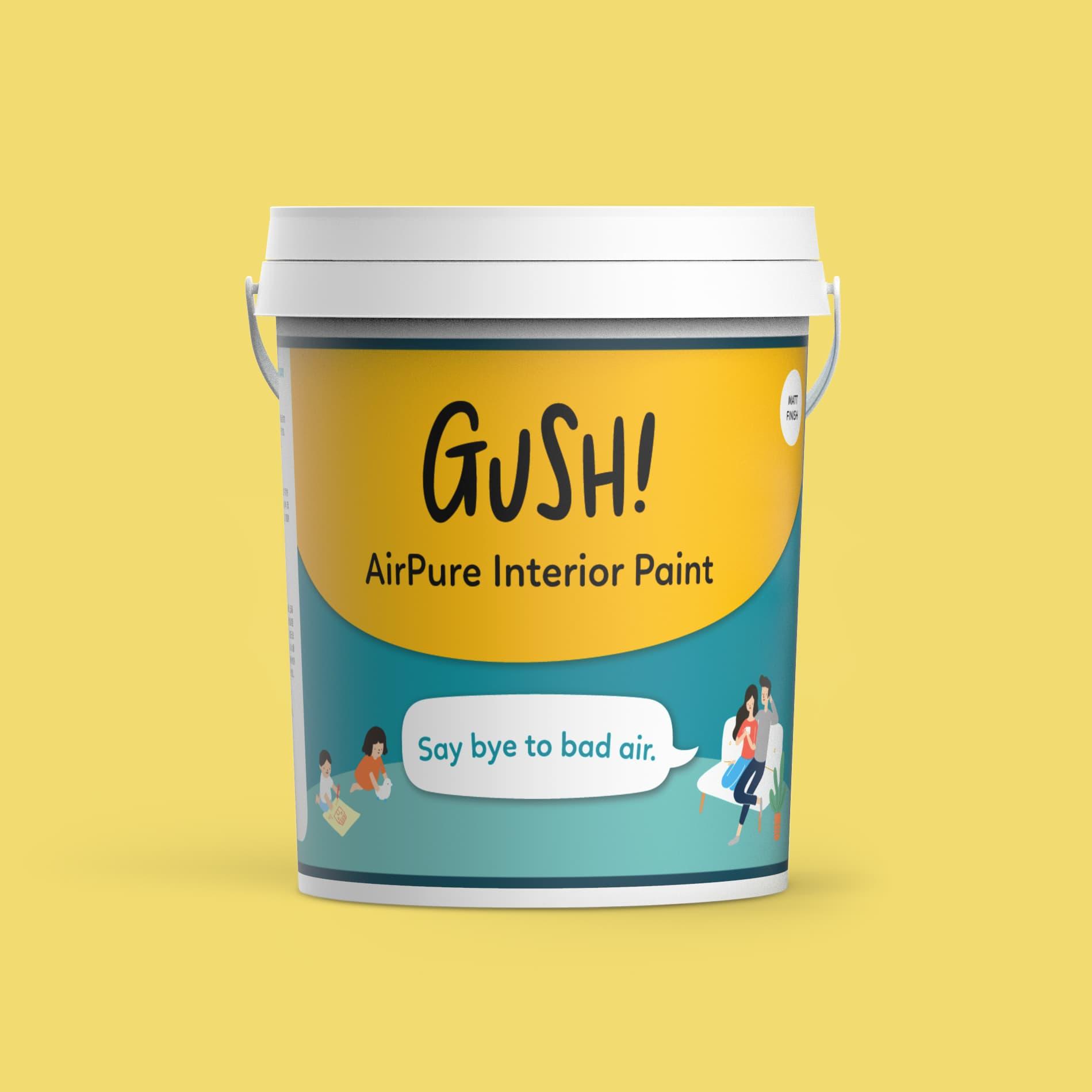 Gush!   Stuck Design