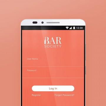 BarSociety App