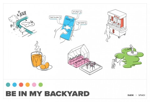 Be In My Backyard — A framework for community integration
