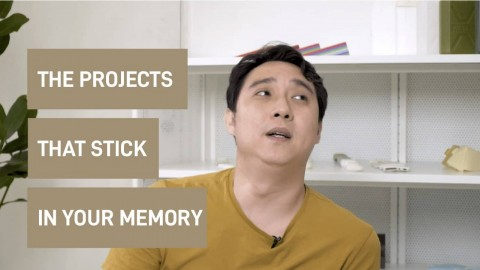 What makes a design project memorable?