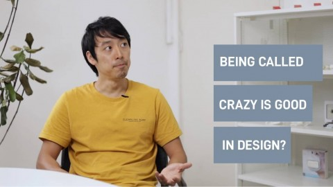 What crazy ideas mean in design