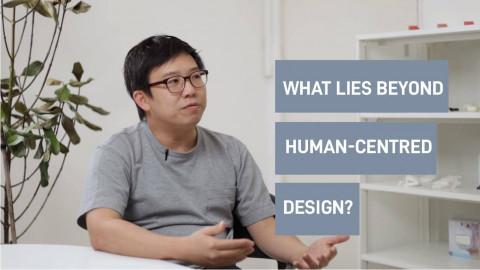 What lies beyond human-centred design?