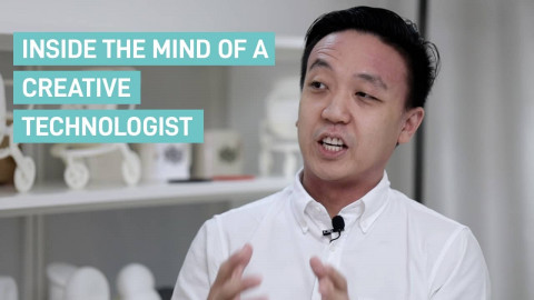 What's inside the mind of a creative technologist?